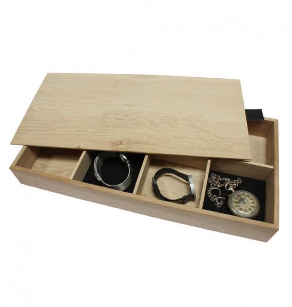 "Raumgestalt Holzbox ""Classy"" Eiche"