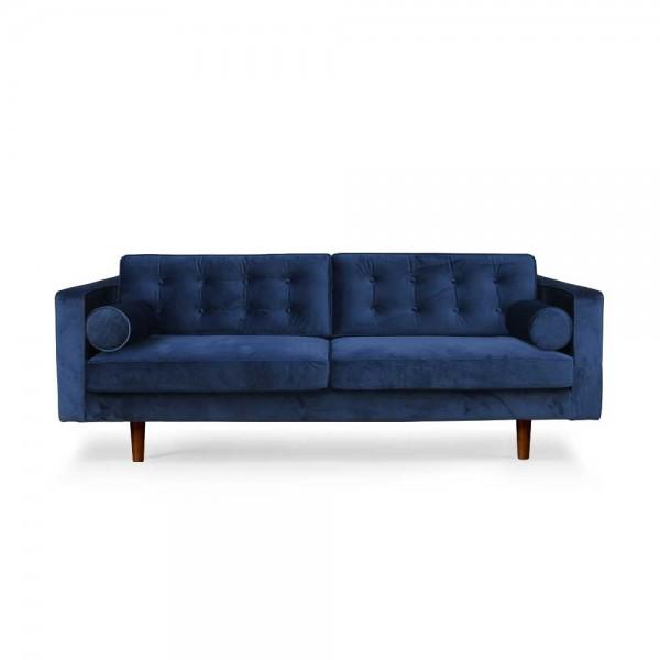 """Blaues Sofa """"N101"""" von Ethnicraft"""