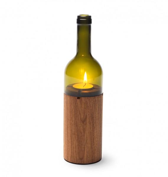"""side by side design Weinlicht """"Vino"""" grün"""
