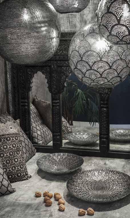 orientalisch einrichten - magische deko bei milanari, Innenarchitektur ideen