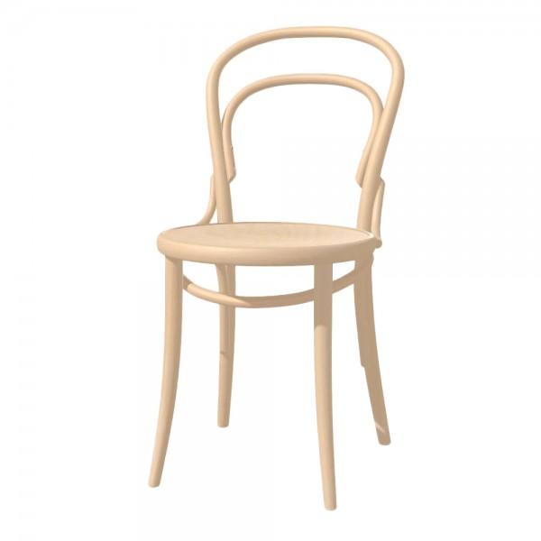 "Stuhl ""14"" von TON in Natur"