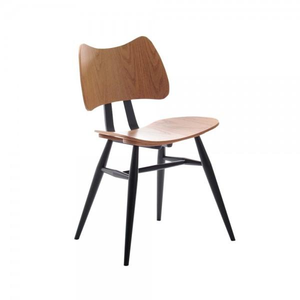 """Holzstuhl """"Butterfly Chair"""" von ercol aus Buche"""