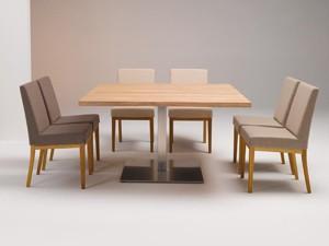 holzst hle mit polster st hle top kategorien. Black Bedroom Furniture Sets. Home Design Ideas