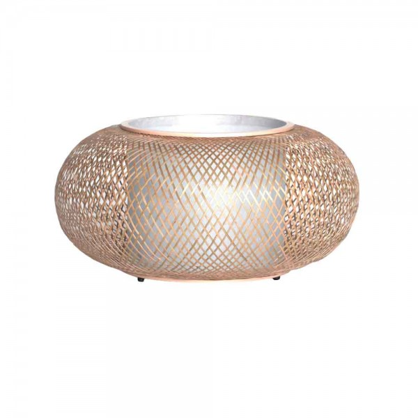 """Tischlampe """"Mina"""" - aus Bambus"""