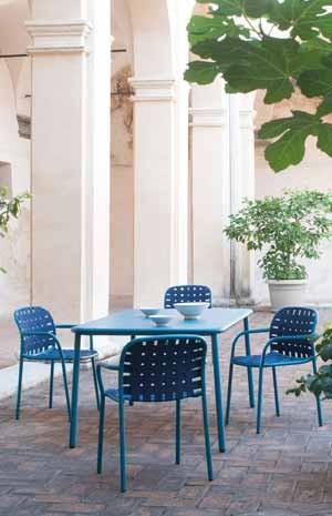 Gartenstühle aus Metall   Stühle   Top Kategorien   milanari.com