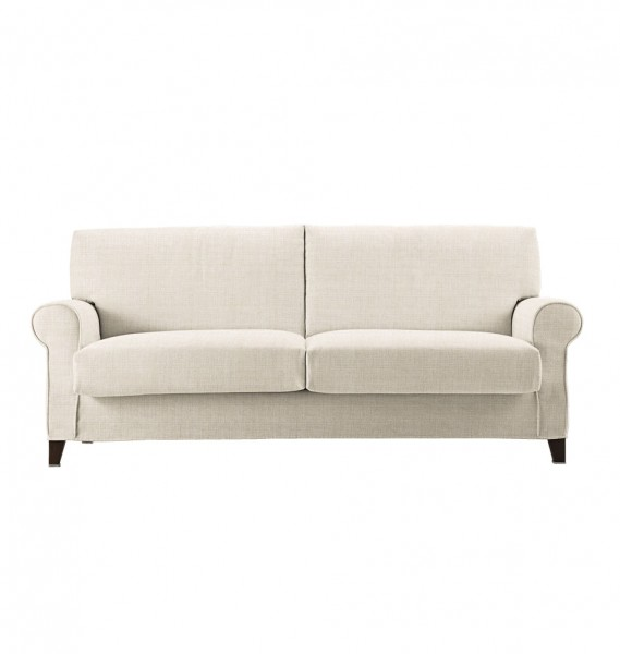 "Schlafsofa ""Sussex"" in Creme"