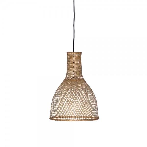 "Marokkanische Korblampe ""Namira"" - aus Bambus"