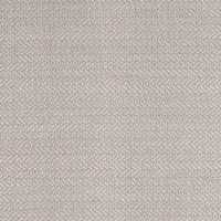 "Dash & Albert Baumwollteppich ""Herringbone"" (grau-braun) 61  x 91 cm"