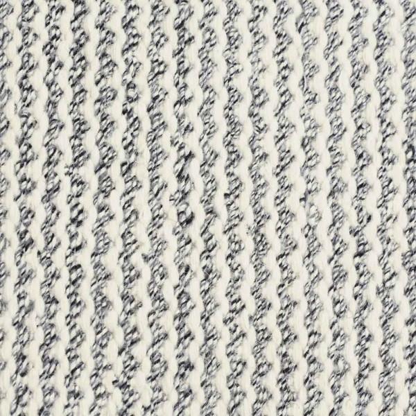 """Teppich """"Sabone"""" gebrochenes weiß & grau"""