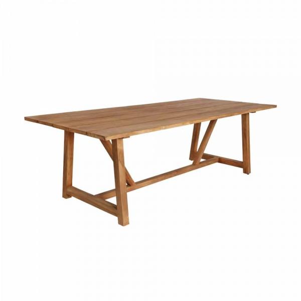 """Gartentisch """"Chambord"""" - aus Teakholz"""