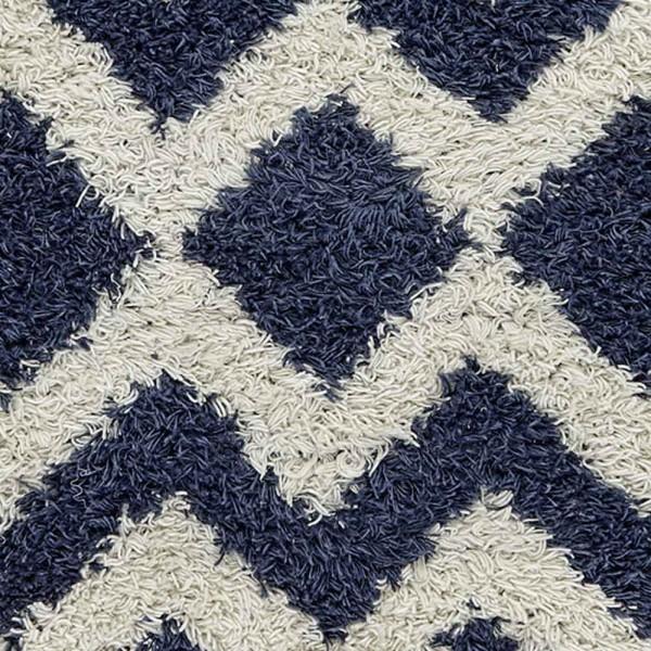 """liv interior Outdoor-Teppich - rechteckig """"Agadir"""" (blau-beige)"""