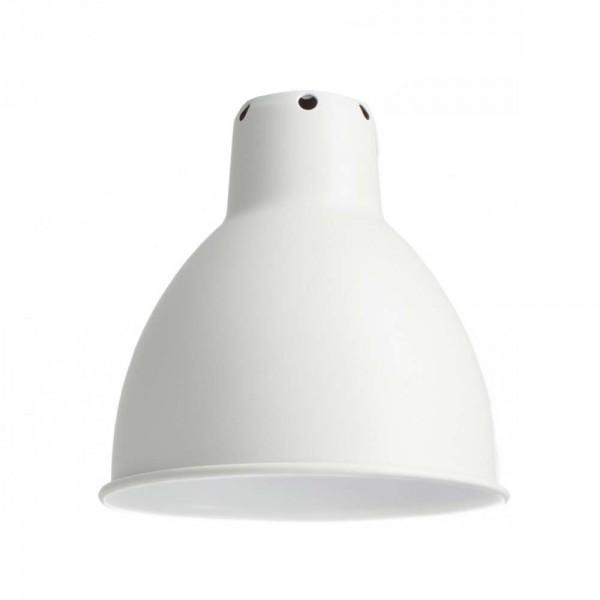 """Weiße Lampe mit Tisch - """"Console"""" von DCW LAMPE GRAS"""