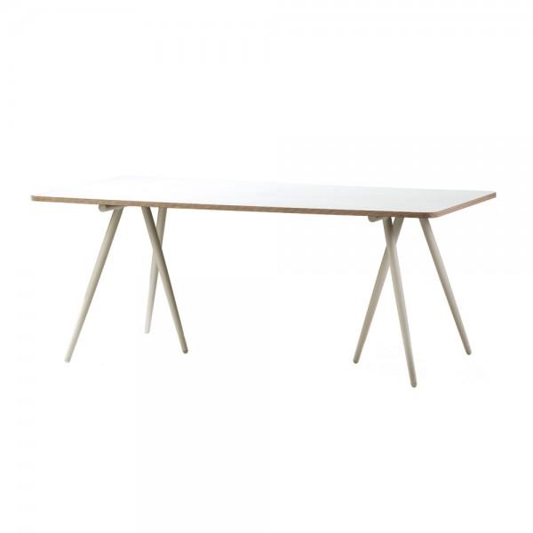 Cane-line Esstisch – mit wendbarer Tischplatte