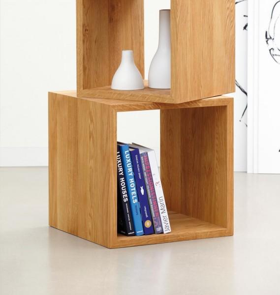 regalw rfel aus eiche clevere moderne jankurtz m bel. Black Bedroom Furniture Sets. Home Design Ideas