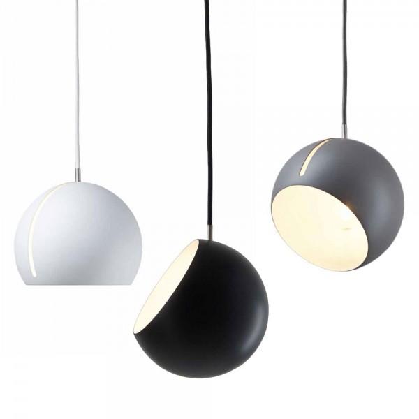 """Pendelleuchte """"Globus"""" aus Aluminium"""