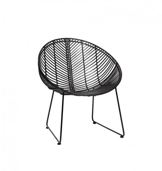 Hübsch Interior - Stuhl im skandinavischem Design