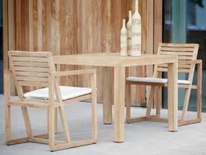 Teakholzmöbel  Teakholzmöbel | Natürliche Möbel für In- und Outdoor - milanari.com