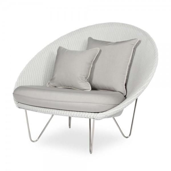 "Loungesessel weiss outdoor  Loungesessel ""Joe Lounge"" 