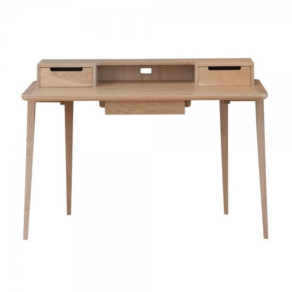 """Schreibtisch """"Treviso"""" von ercol - aus massiver Eiche"""