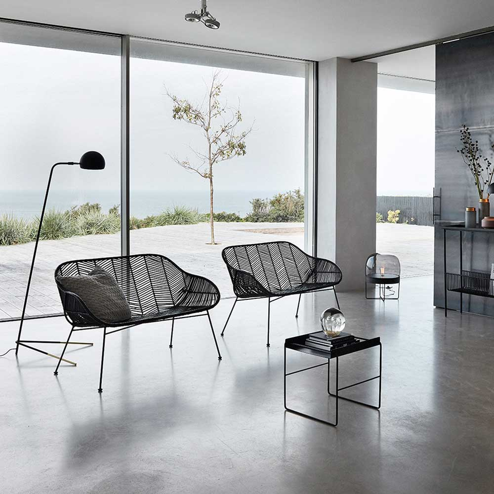 kleiner tisch aus metall online bei. Black Bedroom Furniture Sets. Home Design Ideas