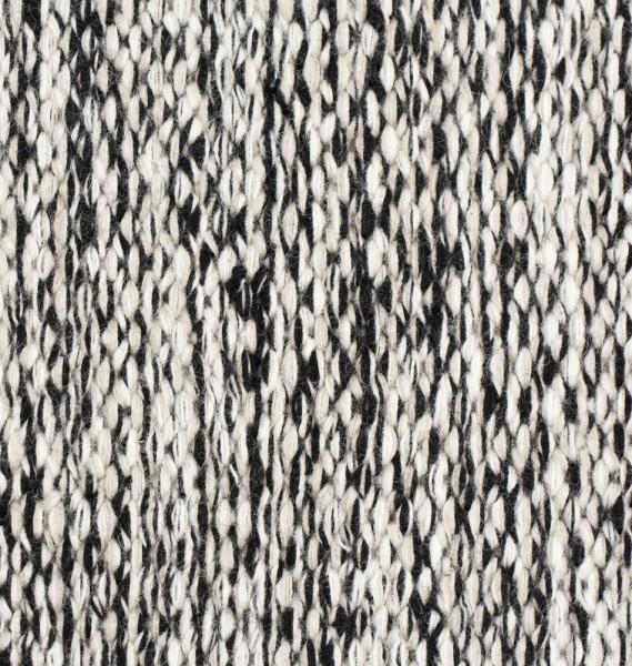 Teppich aus Neuseeland-Schurwolle und Baumwolle
