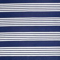 """Outdoor-Teppich """"Moriana"""" in Blau-Weiß"""