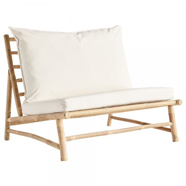 "Loungesessel ""Banto"" aus Bambus"