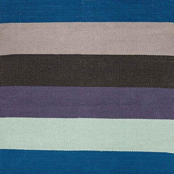 """Streifenteppich """"Paul"""" von liv interior - aus reiner Baumwolle"""