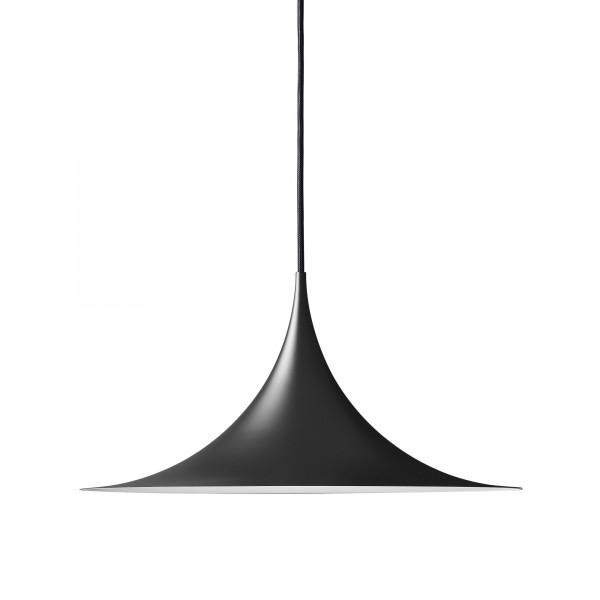Schwarze Leuchte Semi von Gubi