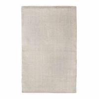 """Baumwollteppich """"Tara"""" - rechteckig (sand-weiß)"""