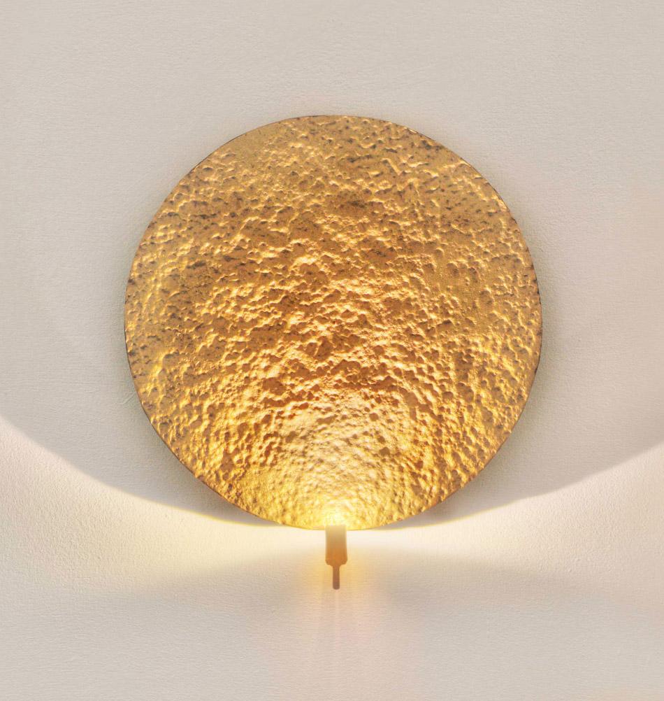 wandleuchte traversa gold wandleuchten leuchten. Black Bedroom Furniture Sets. Home Design Ideas