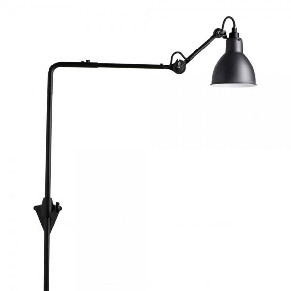 """Nachttischlampe in Schwarz - mit Nachttisch """"Nuit"""" von DCW LAMPE GRAS"""
