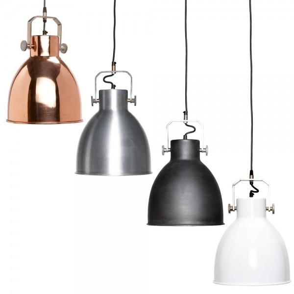 "Hübsch interior Industrielampe ""Erik"" Metall"