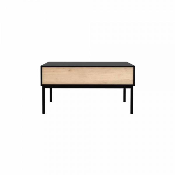 """Niedriger Designertisch """"Blackbird"""" von Ethnicraft"""