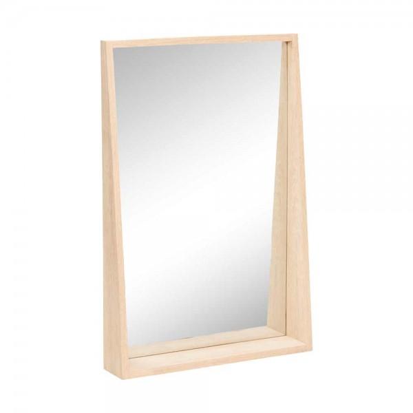 """Hübsch interior Spiegel """"Mogens"""" mit Eiche"""