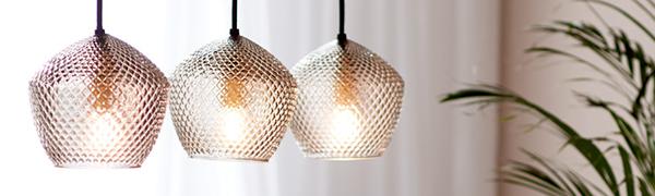 Glaslampen