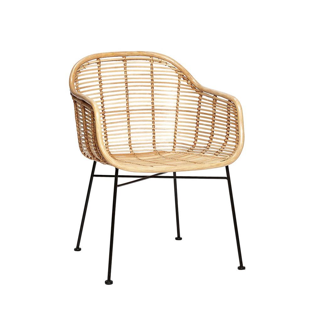 rattanstuhl von h bsch interior d nisches design online. Black Bedroom Furniture Sets. Home Design Ideas