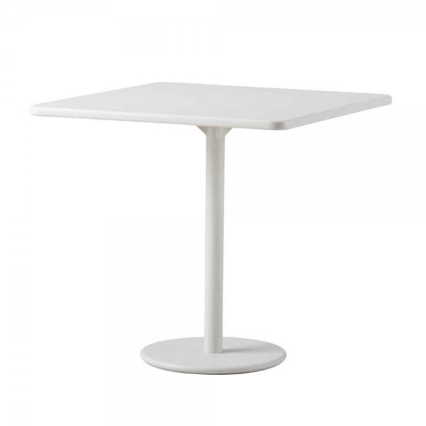 Weißer Aluminiumtisch von Cane-line