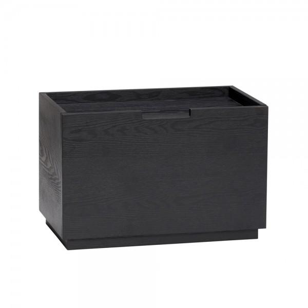 """Box """"Enno"""" von Hübsch interior aus schwarzer Esche"""
