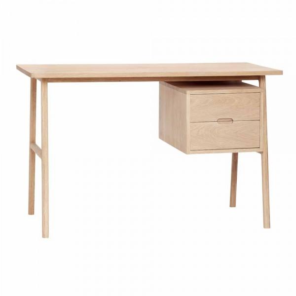 """Schreibtisch """"Andor"""" aus Eiche - von Hübsch interior"""
