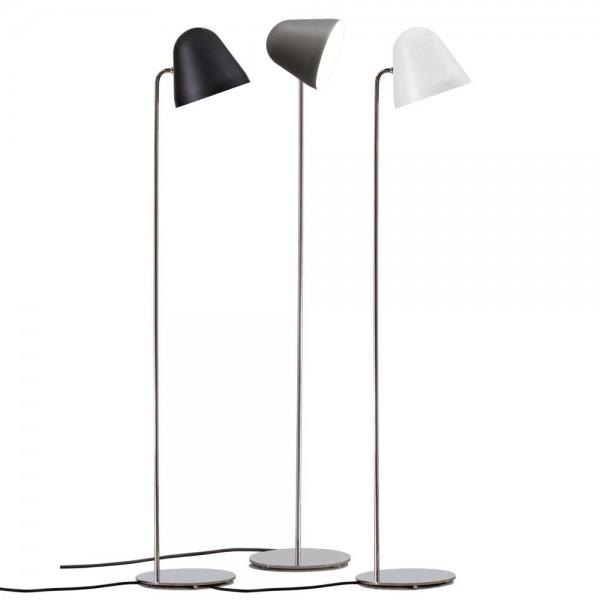 """Stehleuchte """"Luminaire"""" aus Aluminium und Metall"""