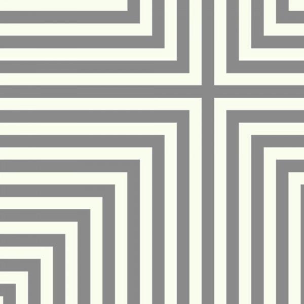 """Eichholtz Teppich """"Thistle"""" in Grau und Creme"""