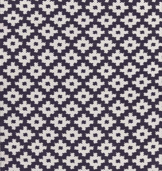 Outdoor-Teppich mit wunderbar grafischem Muster