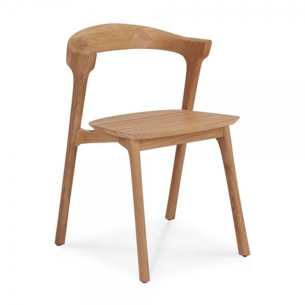 """Outdoor-Stuhl """"Bok"""" von Ethnicraft aus robustem Teak"""