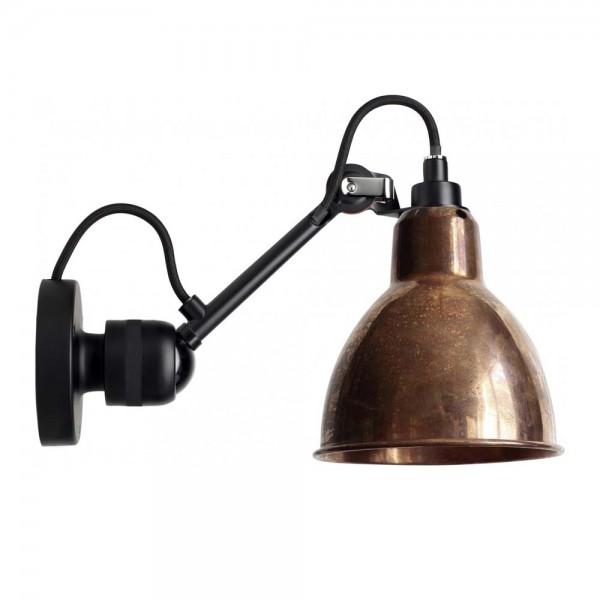 """Industrielampe """"N°304"""" von DCW LAMPE GRAS in Kupfer roh"""