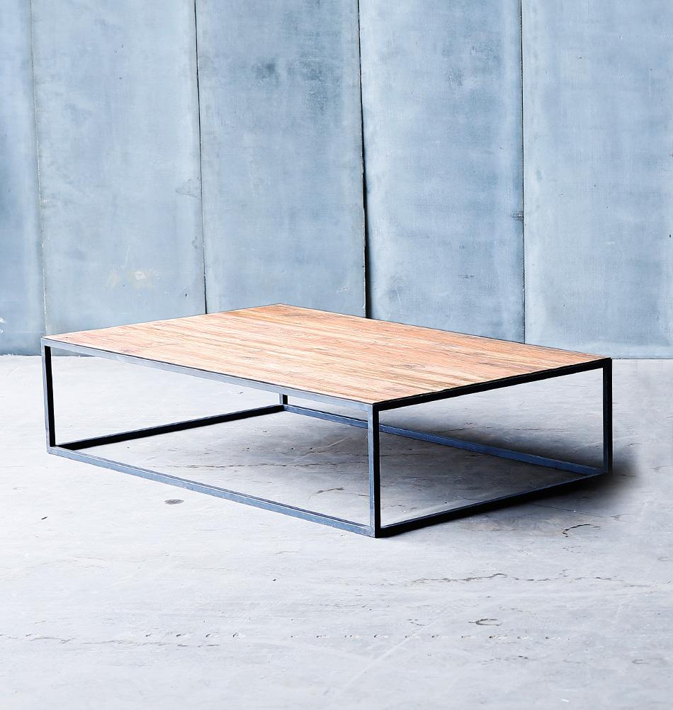 heerenhuis tisch mit metallgestell 047 01 02 0006. Black Bedroom Furniture Sets. Home Design Ideas