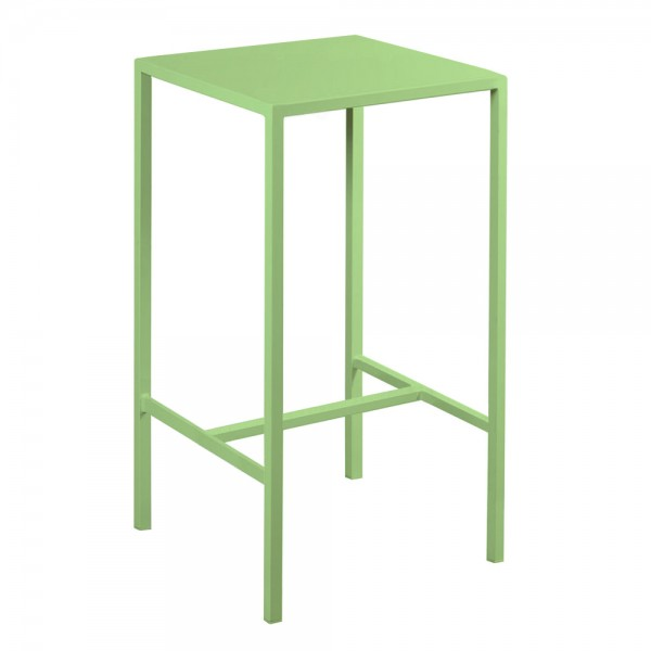 Grüner Tresentisch - italienisches Design pur