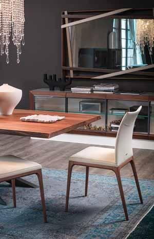 Designer Lederstuhle Esszimmer