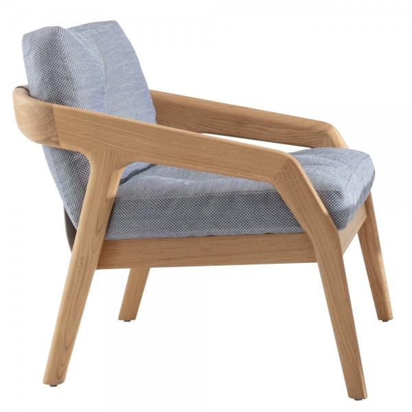 ZEITRAUM Möbel Massivholzsessel Friday aus Eiche