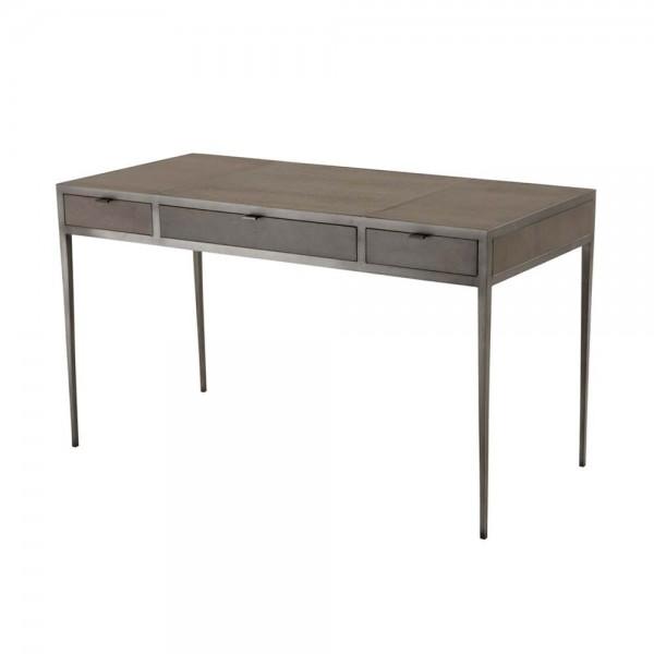 """Schreibtisch """"Scavullo"""" von EICHHOLTZ - in Anthrazit"""